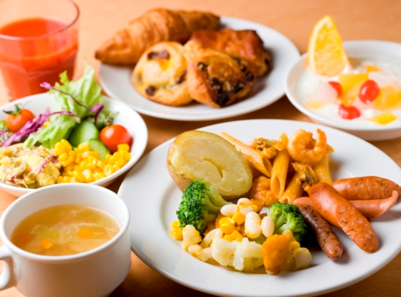 「ホテルリソルトリニティ金沢 朝食」の画像検索結果